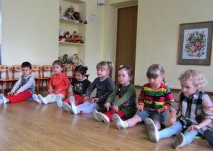 Развивающая группа для детей в Саратове
