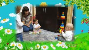 Групповая секция развития для малышей