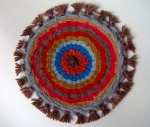 Научим детей ткать