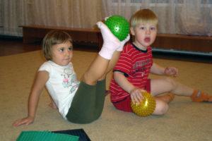 Секция по физическому здоровью детей