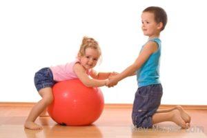 спортивный кружок для детей