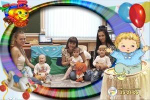Секция развития для малышей